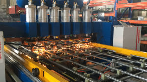 Automatic IBC Grid Welding Machine pictures & photos
