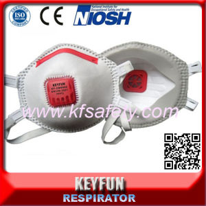 Ffp3 Dust Mask with Valve Manufacturer pictures & photos