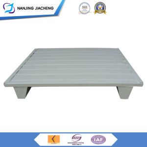 Warehouse Powder Coated Q235 Metal Pallet for Sales pictures & photos
