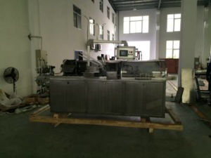 Dxh-120wb Horizontal Automatic Pharmaceutical Blister Cartoning Machine pictures & photos
