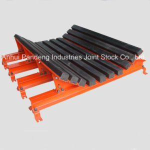 Patent High-Performance Impact Cradle Bed for Belt Conveyor pictures & photos