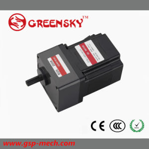 GS 48V High Efficient 300W 90mm Brushless DC Motor pictures & photos