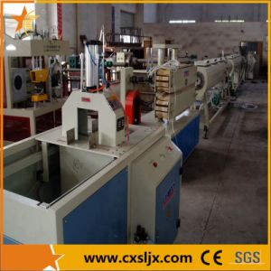 High Quality HDPE Plastic Pipe Making Machine pictures & photos