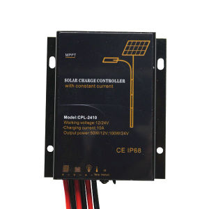 MPPT Solar Street Light Controller (with boost constant current drive) pictures & photos