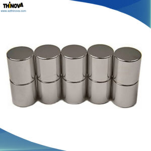 Custom Round&Cylinder Permanent Neodymium Magnets with Ts16949 pictures & photos