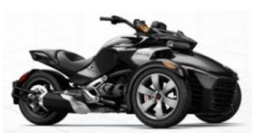 2015 Can-Am Spyder F3 Base Motorcycle