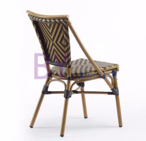 Factory Price Elegant Non-Wood Aluminum Durable Leisure Rattan Chair pictures & photos