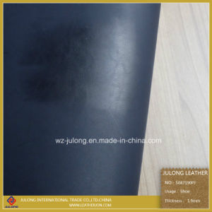Brushed Thick PU Leather (S087) pictures & photos