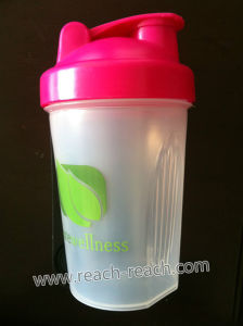 450ml Plastic Protein Shaker Cup (R-S028) pictures & photos