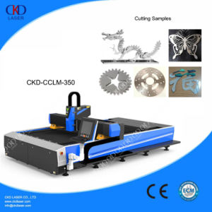 Hot Sale CNC Fiber Laser Cutting Machine for Metal 1000W pictures & photos