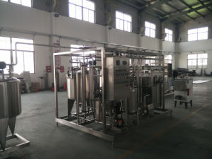 Small Scale 3000L/D Flavored Milk Processing Line pictures & photos
