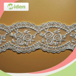Sampling Order Acceptable Make to Order Fascinating Embroidered Mesh Lace pictures & photos