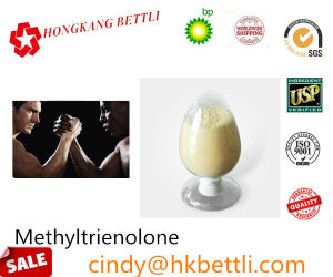 99% High Purity Muscle Building Methyltrienolone 965-93-5 Steroids Powder pictures & photos