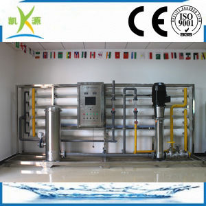 High Quality 20t/H Reverse Osmosis Pure Water Making Machine pictures & photos