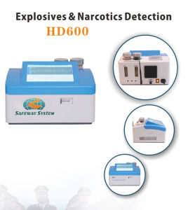 Explosive and Narcotics Detector - Desktop - Original Manufacturer with Cheapest Price pictures & photos