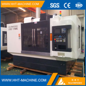 Vmc-1168L High Precision Micro CNC Milling Machine for Metal