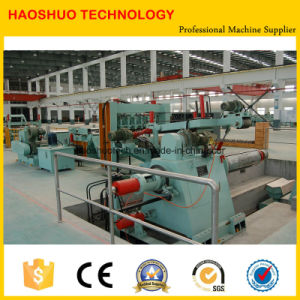 High Speed High Precision Slitting Machinery pictures & photos
