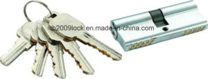 High Security Double Pins Groove Key Cylinder (C3360-251 CP) pictures & photos