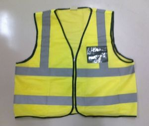 Yellow Safety Vest, Made of Knitting Fabric, Meet En471 pictures & photos