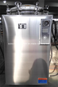 Bluestone Fully Automatic Hospital Verical Autoclave for Sale pictures & photos