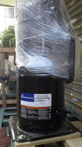 Copeland Air-Conditioning Compressor, Copeland Scroll Compressor (ZR250KCE-TWD-522) pictures & photos