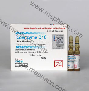 Anti-Aging Coenzyme Q 10 (CoQ10) Injection pictures & photos