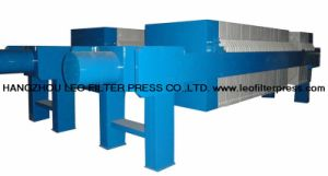 Leo Filter Press Automatic Hydraulic Pressing Filter Press pictures & photos