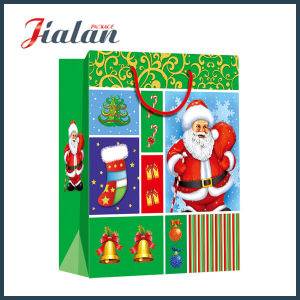 3D Popup Christmas Gift Paper Bag pictures & photos
