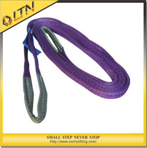Double Ply Polyester Flat Webbing Sling pictures & photos