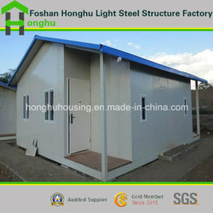 Economic Container Home Prefabricated Home Modular House pictures & photos