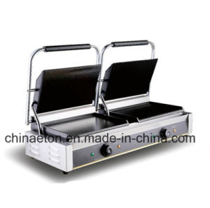with CE Electric Contact Double Grill (ET-YP-816C) pictures & photos