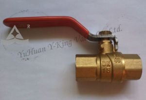 Forged Plumbing Brass Water Ball Valve (YD-1025) pictures & photos