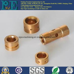 ISO9001 and SGS Certified Brass Copper Machining Parts pictures & photos