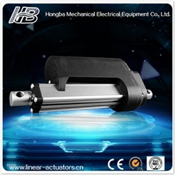 12V/24V/36V/48V DC High-Load Linear Actuator with Potentiometer Feedback pictures & photos