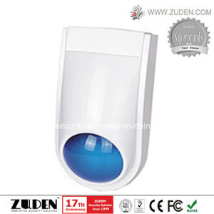 Wireless Flash Siren for Home Security System pictures & photos