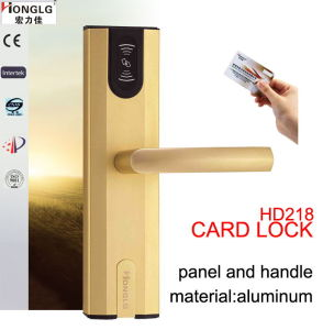 Honglg Manufacturing Door Hardware Hotel Safe Lock pictures & photos