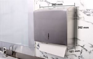 Stainless Steel Paper Towel Dispenser (KW-A42) pictures & photos