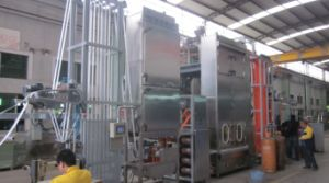 High Temp&Normal Temp Lashing Straps Continuous Dyeing&Finishing Machine pictures & photos