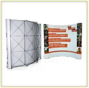 Easy Set up Magnetic Pop up Display Stand (10ft 4*3) pictures & photos