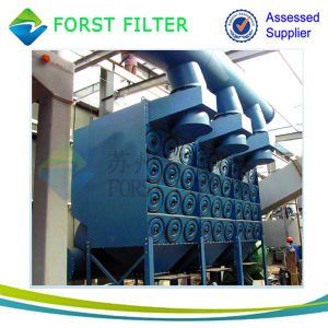 Forst Pleated Cartridge Dust Collectors pictures & photos