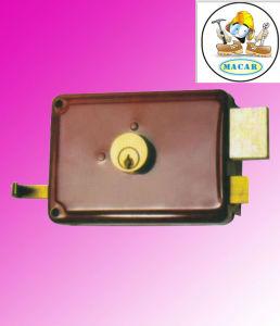 Double Cylinder Control Brass Door Lock Italian Door Lock 2020n