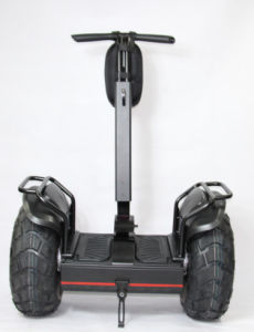 Powerful off Road 2 Wheel Electric Chariot pictures & photos