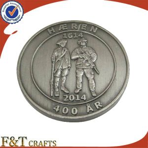Custom Souvenir Coins with Different Plating pictures & photos