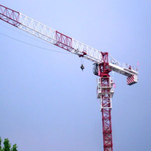 Topless 6515 Model Tower Crane with SGS pictures & photos
