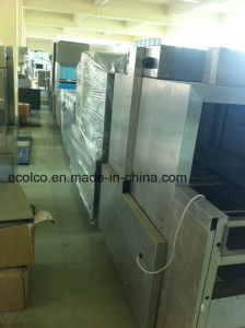 Automatic Large Capacity Dishwasher with Dryer, Slagging Machine pictures & photos