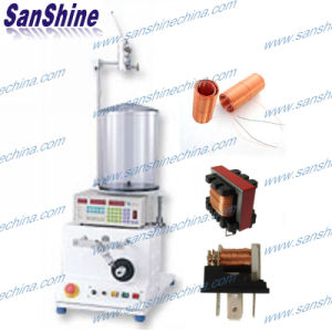 Obverse Single Spindle Automatic Coil Winding Machine (SS861) pictures & photos