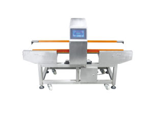 Ce Certification Auto Professional Conveyor Belt Food Metal Detector pictures & photos