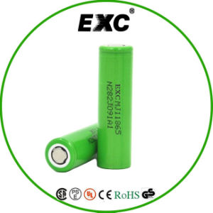 18650 3500mAh 3.7V Rechargeable Lithium Batteries for Toy pictures & photos