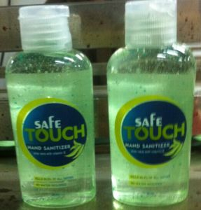 60ml 75ml Antibacterial Hand Washing Gel Without Water pictures & photos