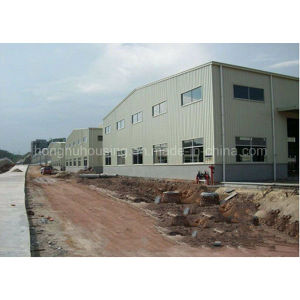 Top-Quality Cost Effective Beautiful Prefabricated Modular Warehouse/Workshop pictures & photos